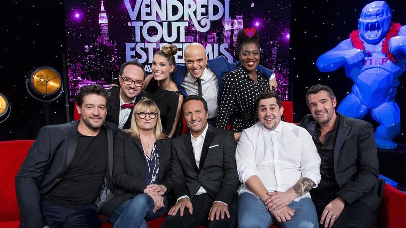 France 3 crée la surprise et se hisse devant TF1