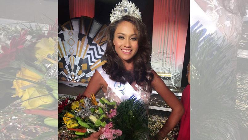 Levina Napoléon, Miss Nouvelle Calédonie 2017
