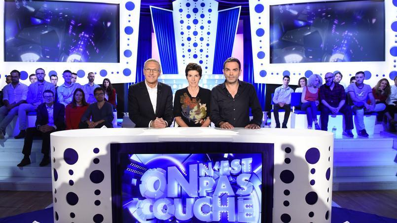 Les invités de Laurent Ruquier ce samedi 9 septembre 2017 — ONPC