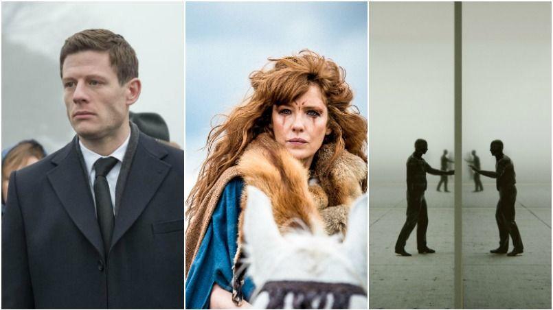 James Norton «McMafia», Kelly Reilly «Britannia» et J.K. Simmons dans «Counterpart»