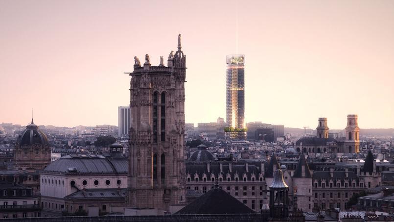 Paris : le projet de la métamorphose de la tour Montparnasse dévoilé