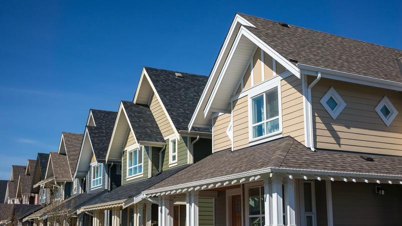 Photos d'illustration de maisons à Vancouver.