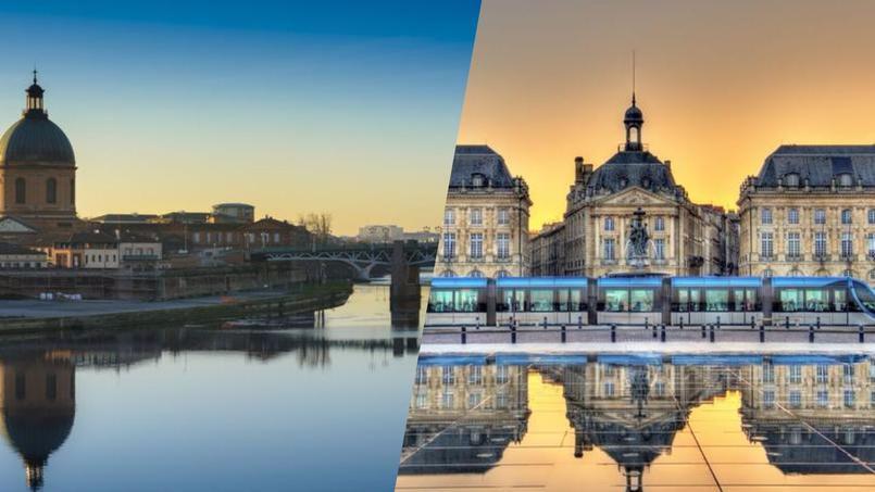 À Toulouse, 32 % des habitants ont l'intention d'acquérir un bien immobilier au cours des cinq prochaines années. ©Gaelfphoto