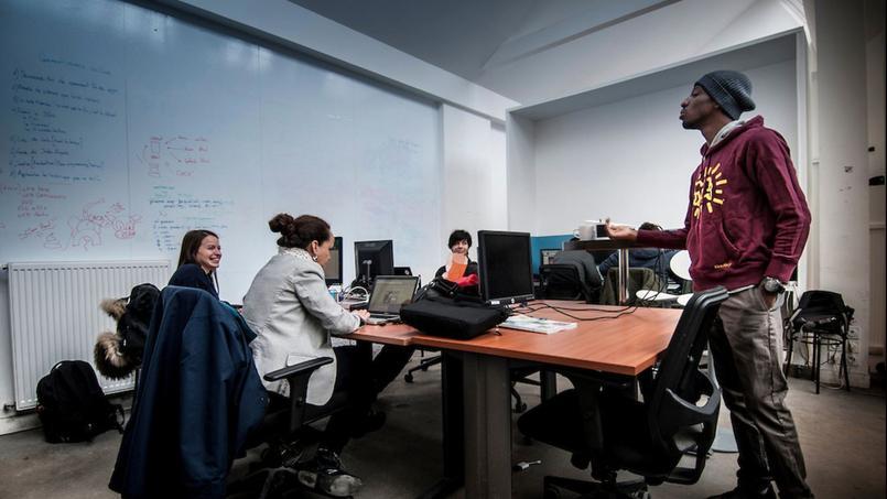 Simplon, l'école qui forme des geeks en campagne et dans les banlieues