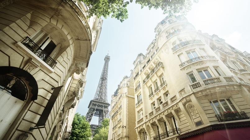 Les appartements en location sur Airbnb se situent majoritairement au nord de Paris.