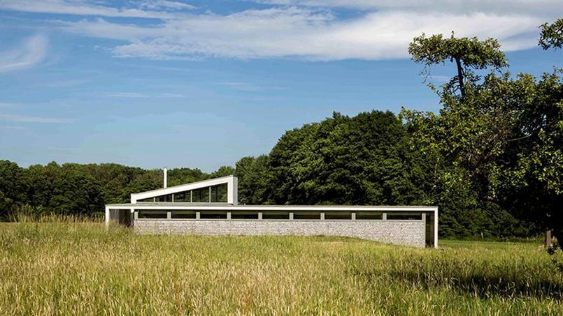 Bien-aimé Découvrez la (pas si) petite maison d'architecte dans la prairie FY67