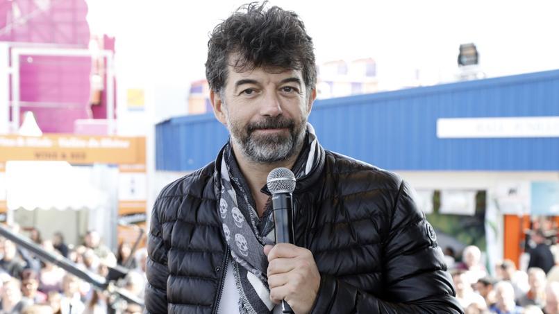 «Stéphane Plaza (ici en photo) donne l'impression qu'il suffit de se marrer pour faire ce boulot», glisse perfidement Laurent Vimont, président de Century 21