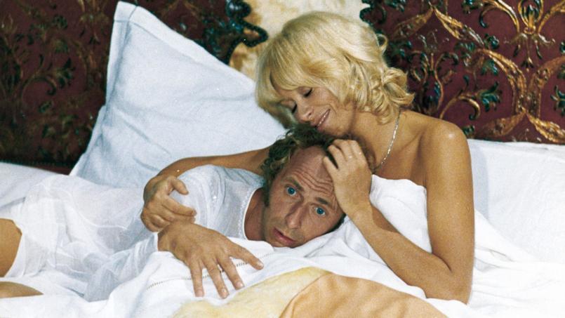 Pierre Richard (ici avec Mireille Darc) rempile sous la direction d'Yves Robert dans LE rôle qui l'a révélé