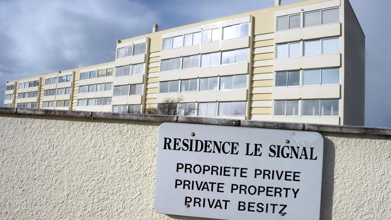Ils réclament des indemnités pour leur immeuble menacé par l'érosion