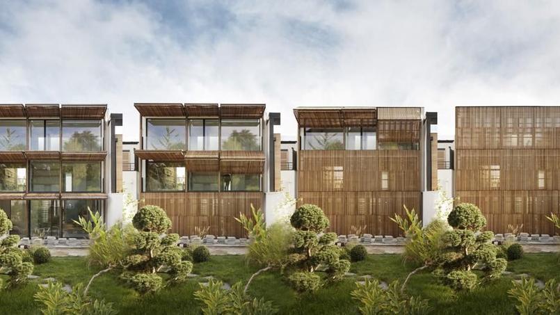 La maison à Claire-Voie, grand prix du jury, sous ses différents aspects.