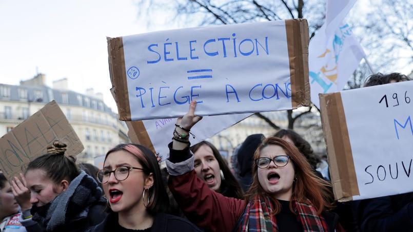 Les syndicats d'enseignants mobilisés — Chartres