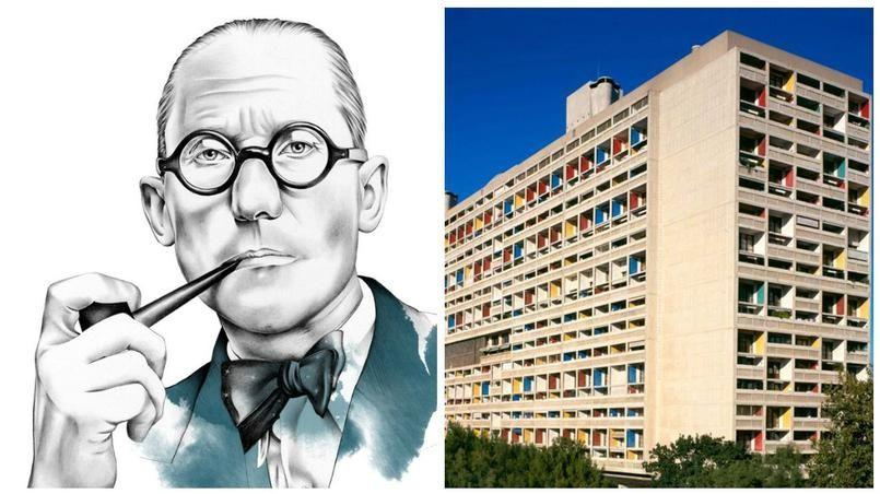 Photo d'illustration de l'architecte Le Corbusier