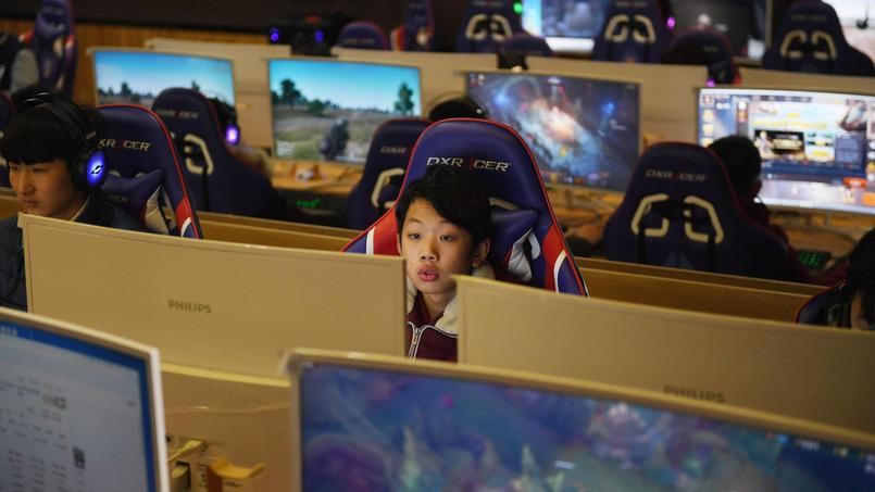Dans les lycées chinois, le jeu vidéo devient une matière à part entière - Le Figaro Etudiant