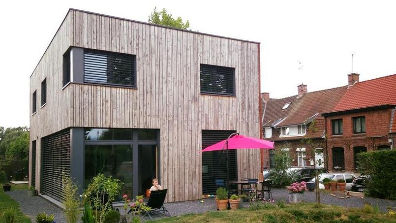 grand froid les maisons sans chauffage ont des adeptes dans le nord. Black Bedroom Furniture Sets. Home Design Ideas