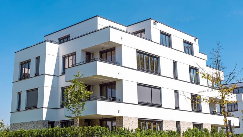 Photo d'illustration d'un logement neuf.