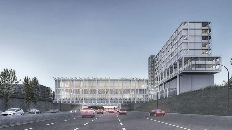 voici quoi ressembleront les futurs logements parisiens. Black Bedroom Furniture Sets. Home Design Ideas