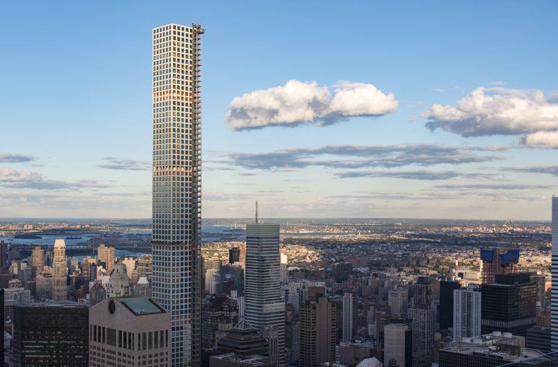 Nouveau record de construction de gratte ciel en 2015 for Plus haute tour new york