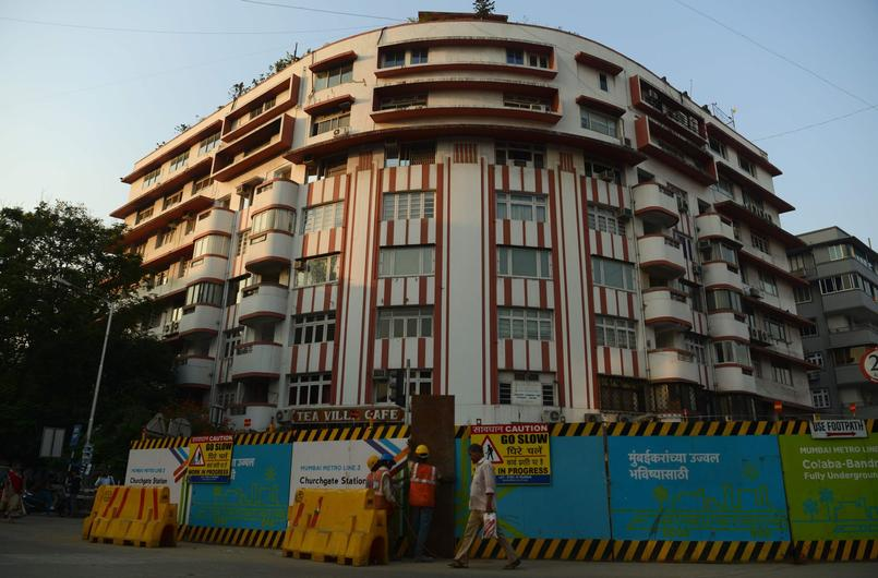 INDIA-ARCHITECTURE-HERITAGE-ARTDECO