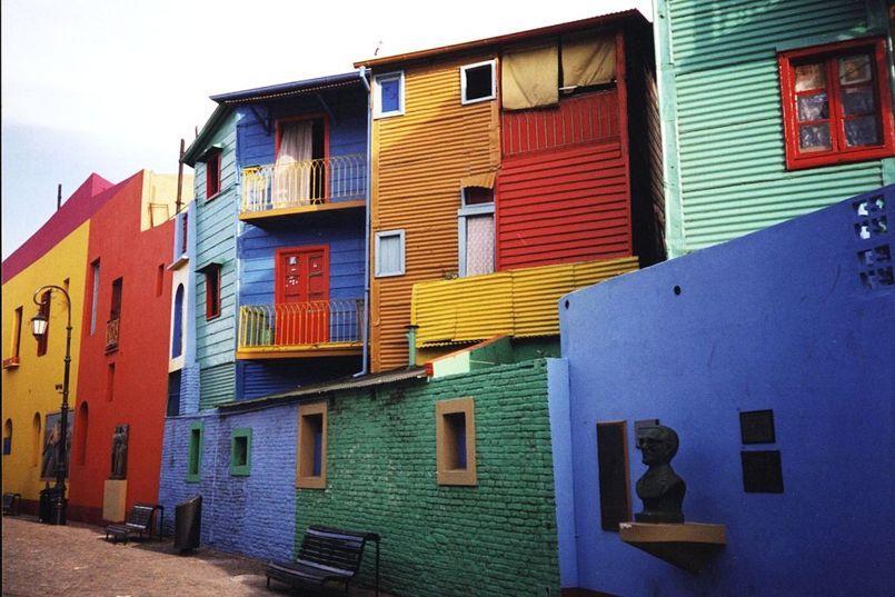 D couvrez les villes et villages les plus color s du monde for Articles de maison anglo canadian s e c