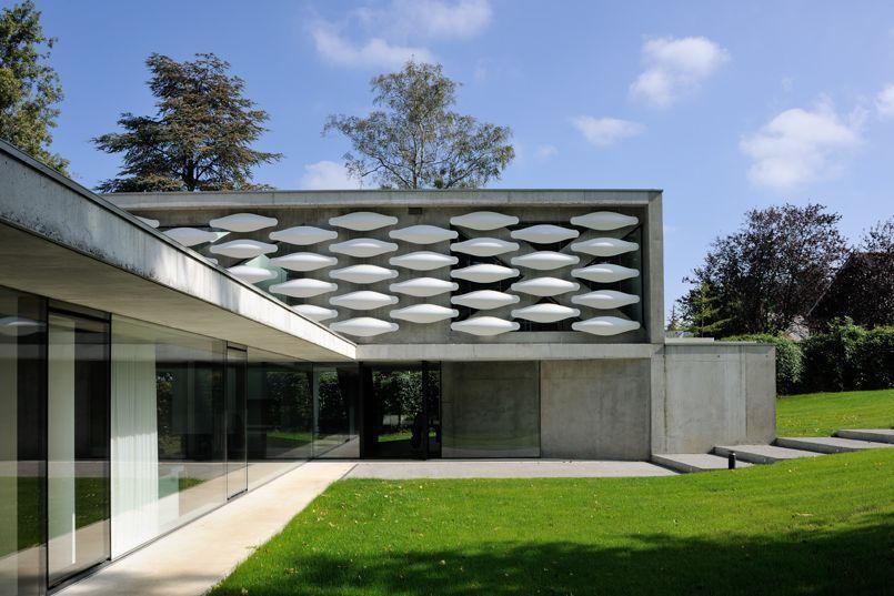 Votez pour la plus belle maison d architecte de france for Belle maison moderne architecte