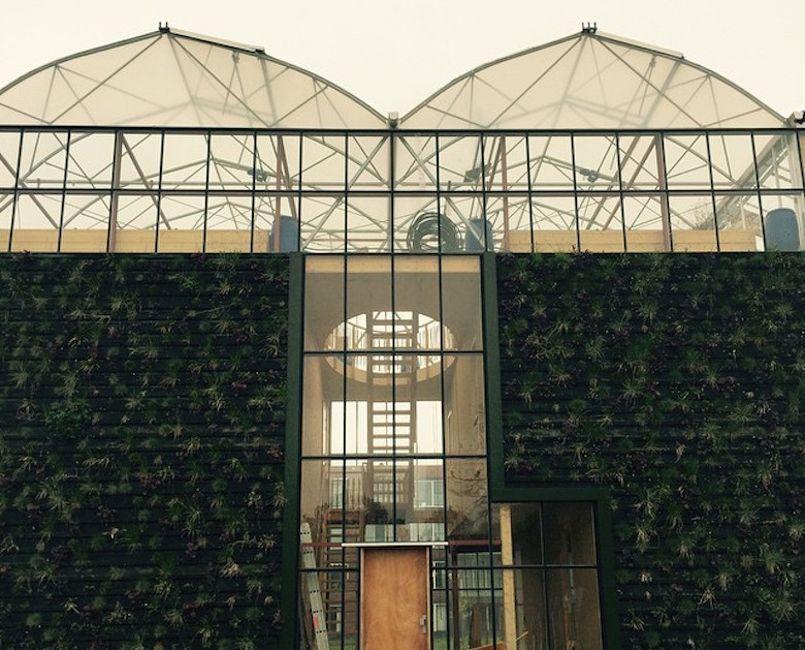 maison serre toit potager et l envie de se mettre au vert au coeur de l 39 immo. Black Bedroom Furniture Sets. Home Design Ideas