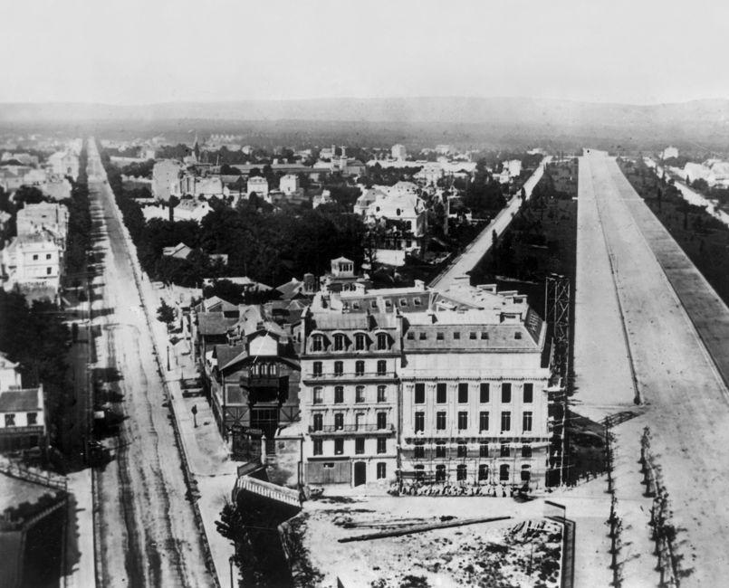 Paris en 1857