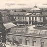 L'hôpital royal de Versailles, classé monument historique, a été en activité jusque dans les années 90.
