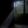 Jeux de lumière au détour d'un couloir... l'architecte a repris les codes de l'architecture martiniquaise pour sublimer le bâtiment.