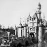 Le parc d'attractions en 1957.