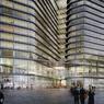 Les architectes promettent une «tour dans la ville», assurant la continuité urbaine entre La Défense et le centre-ville de Puteaux.