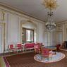 L'appartement du président de l'Assemblée nationale qu'il partage avec le président du Sénat. Avant la 5e République, c'est dans cette pièce que le président de la République élu recevait le grand collier de l'ordre de la Légion d'honneur.