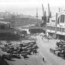 La halle J1 a été construite dans les années 20. Il est le seul, aujourd'hui, à avoir survécu aux opérations de démolition qui ont touché les autres hangars maritimes de la ville.