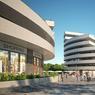 En pied d'immeuble, le programme comportera 3000 m² de commerces.