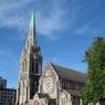 La cathédrale avant le séisme.