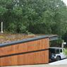 D'une façade en bardage métallique à une façade en panneaux de bois isolés, voici maintenant la maison Dune.