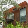 Maison cubiste.