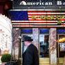 L'American bar, autre réalisation marquante d'Adolf Loos.