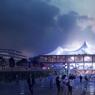 Le projet de cirque contemporain.