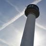Le phare culmine à 25 mètres.