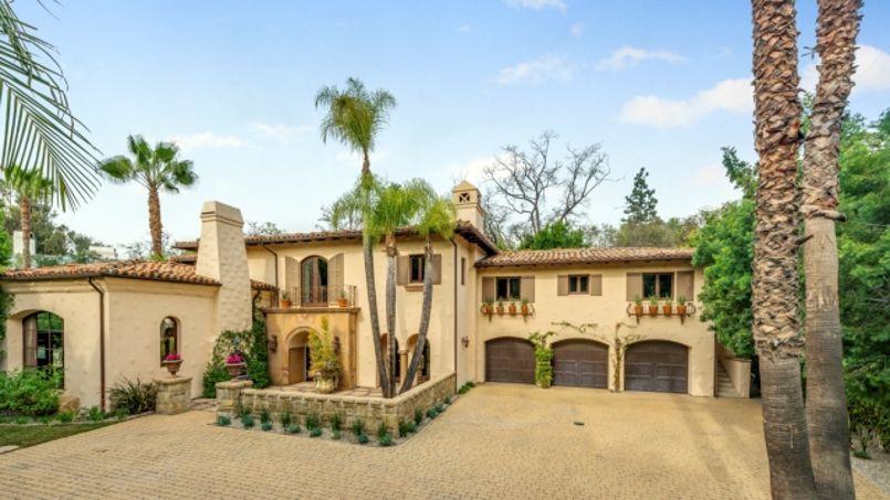 La maison familiale de miley cyrus vendre pour 6 millions de dollars - Villa los angeles a vendre ...