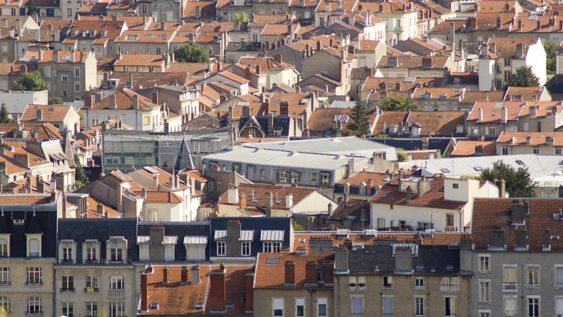Après Dax, c'est à Nancy (notre photo) que l'on trouve le logement le plus spacieux avec un budget de 207.000 euros. Crédit: Selecstock/iStock