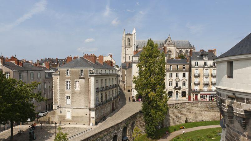 A Nantes                  <i>(notre photo)</i>, le meilleur taux proposé en janvier était de 1,9% contre 2,15% à Strasbourg.Crédit: PJPhoto69/iStock