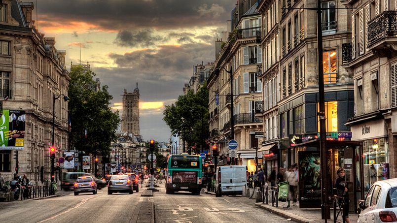 les-rues-de-paris