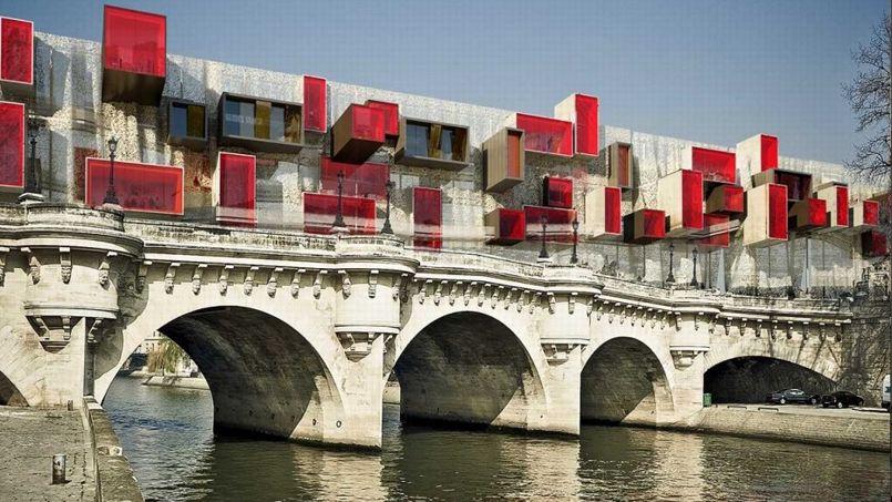 Budget participatif les projets les plus insolites des for Architecture utopiste