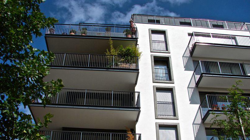 Une résidence à Nancy, en Lorraine. Crédit: Flickr @Alexandre Prévot.