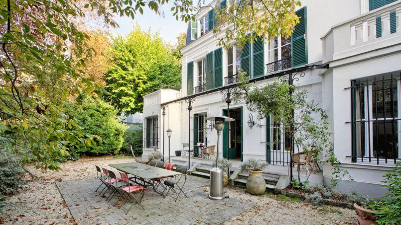 Les charmes bien cach s des maisons parisiennes - Maison de la hongrie paris ...