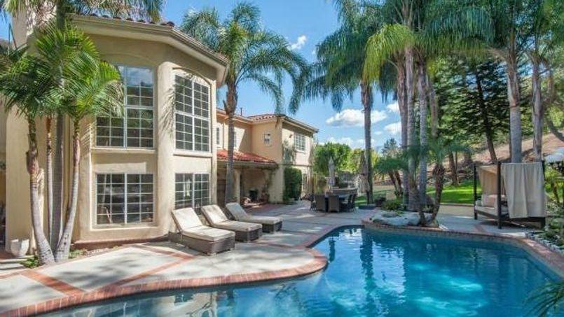 david hasselhoff vend sa villa pour 2 1 millions d euros. Black Bedroom Furniture Sets. Home Design Ideas
