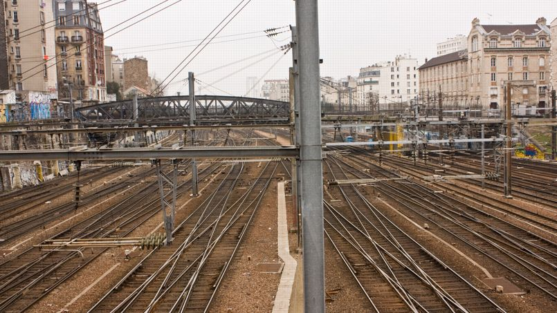 En 2020 six sites de la sncf accueilleront des logements - Le five paris porte de la chapelle ...