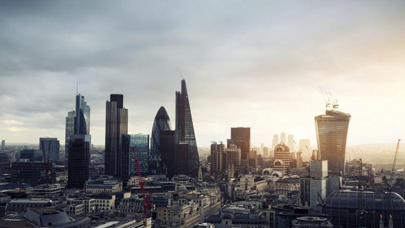 Londres menac e par la prolif ration des tours - Achat immobilier londres ...
