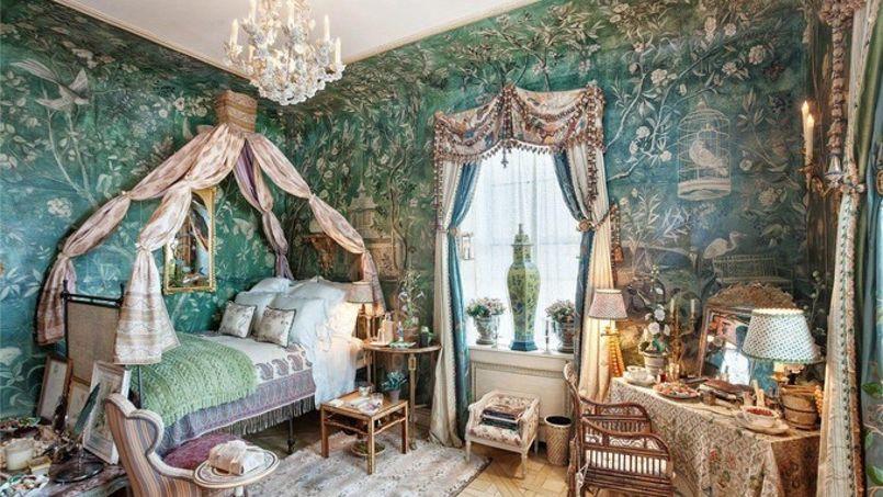 un petit versailles la mode new yorkaise. Black Bedroom Furniture Sets. Home Design Ideas